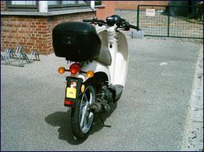 wat is een motorfiets